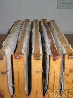 Spodní loučky rámku Optimalu